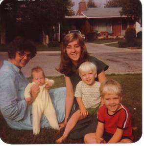 1977 aug lf karen m d reb