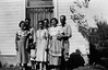 Gladys, Clarence, veda, Loran, and maurice and ada