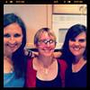 Jill Hemming, Becky Hawes, Karis Wold
