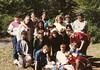 Girls camp: Diane Staten, Renee Brewer Cranney, Elaine Sevy