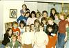 Bottom left to right -- Daisy Gallien, Becky Hawes, Lisa Summers, Jennifer Lloyd, Andi Christensen (with glasses), Gale Warren. Middle left to right -- Susannah Rickertson (in #6 t-shirt), Anita Fee, Kim Solomon, Michelle Lloyd, Karlee Solomon. Top Row left to right -- Priscilla Rickertson, (obscured head), Jennifer Caylor, Diana Fordham??, Jill Hemming, Jennifer Mills, ??, Lauren Whitehorn, Genny Andersen, Karis Wold