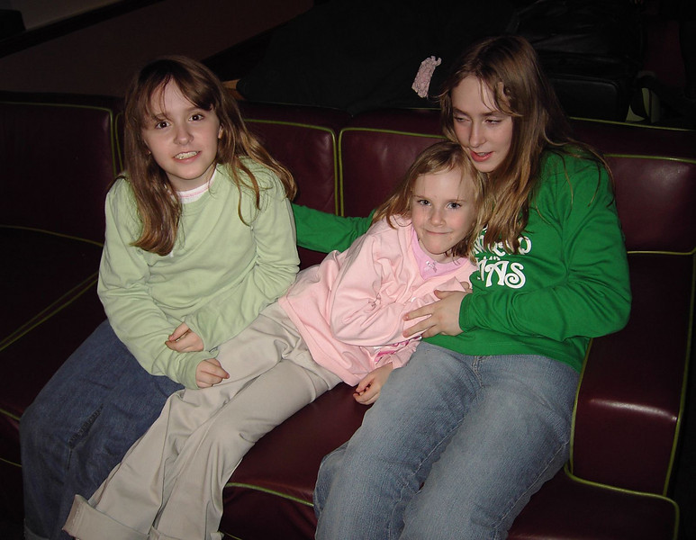 Theresa, Bethany, Sarah Wood