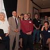 The oldest and next-oldest: Mary McGrew, Louise Gardella, Dan Bongiovanni II, Gary Pio, Mary Hertz, Jimmy Bongiovanni, Jerry Pio, John Boscoe
