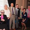 The oldest family members: Mary McGrew, Louise Gardella, Dan Bongiovanni II, Joe Boscoe, Linda Kopf, Susan Wade, Nancy Bella