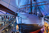We visited the Polarship Fram Museum, Bygdoy Peninsula, Oslo.