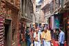 Back Streets of Bhaktapur