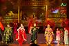 Sichuan style opera at Jinjiang Theatre, Chengdu.