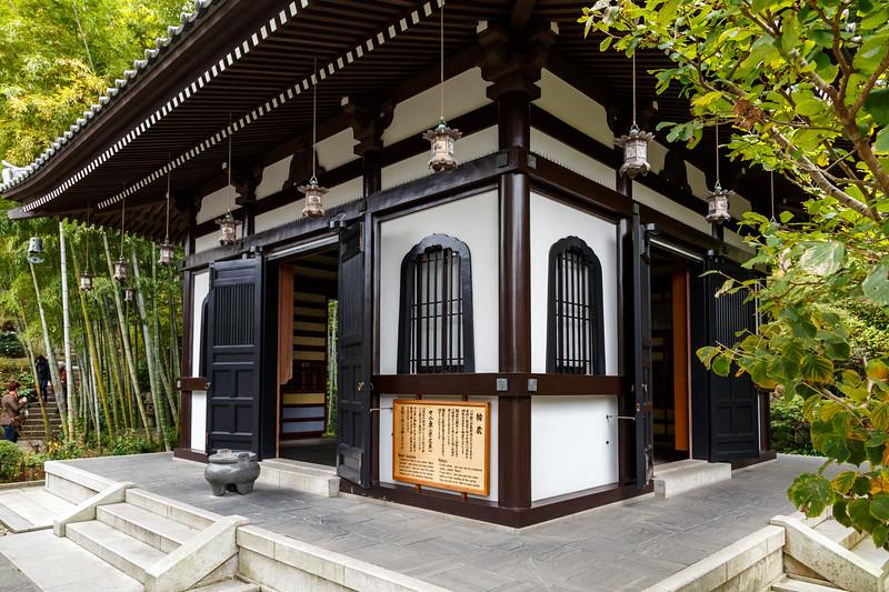 Kamakura - capital of Japan between 1185 and 1333 - and home of the Daibutsu (Big Buddha)