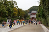 Kamakura - capital of Japan between 1185 and 1333 - and home of the Daibutsu (Big Buddha)