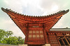 Beautiful architecture  of buildings in the 'back garden' of Gyeongbokgung Palace