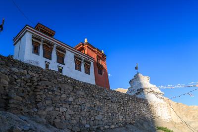 Building overlooking Leh