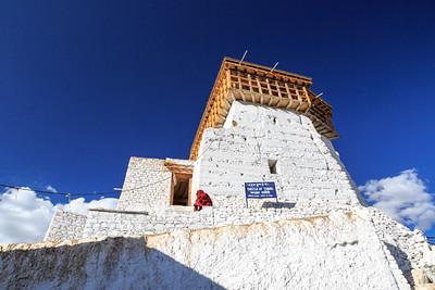 Namgyal Tsemo Fort, Leh