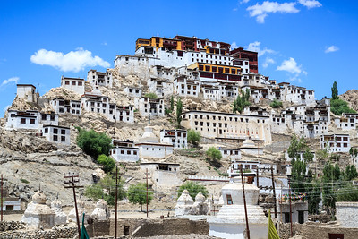 Thiksey Gompa (Monastery)
