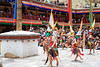 A Masked Dance at the Hemis Festival