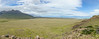The Argentinian Pampas - view towards Lago Viedma
