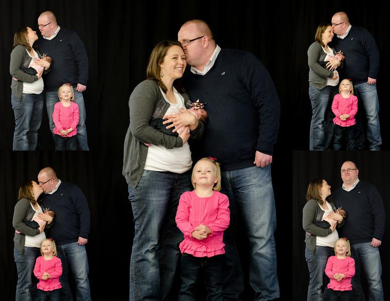 Newborn Photography,  Family Portraits
