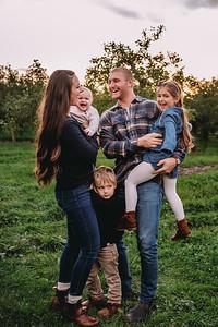 Montreal Family Portrait Photographer | Verger Denis Charbonneau | LMP Photo and Video