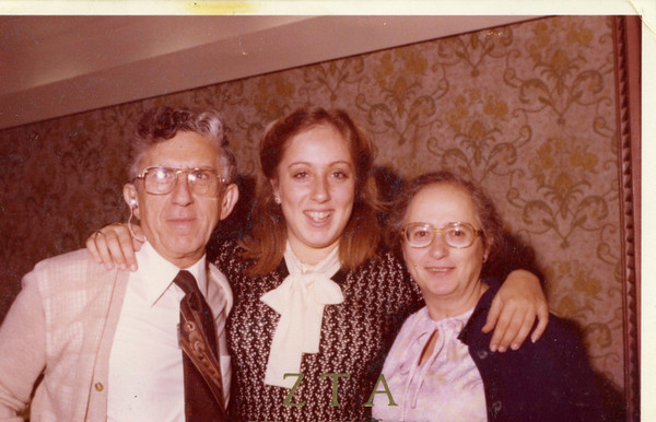 Lily,Moses & Anne in 1980