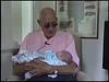 Granda Sings Irish Songs to Baby Jamison