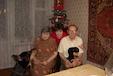 Our Russian Coiusins Evsei Bukher,85 and wife Nastia