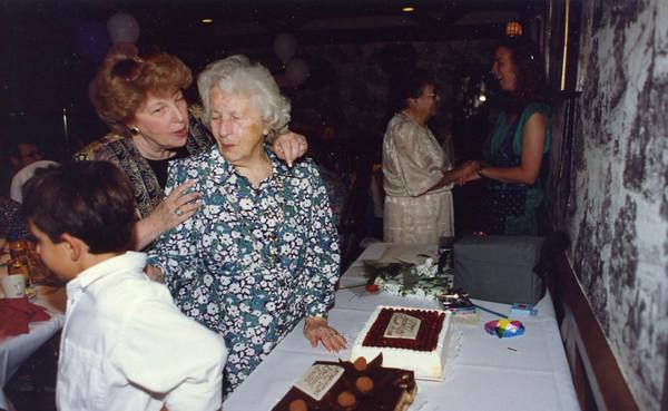 Grandma Nadia's 92nd Birthday!!