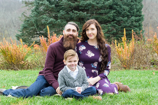 Cincinnati Family Photographer