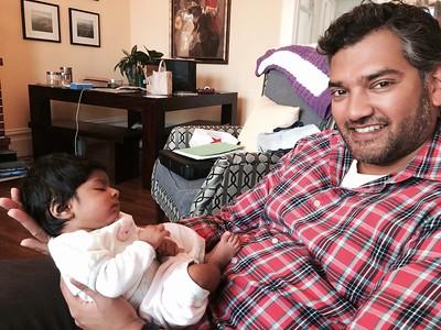 Meeting Viv Uncle