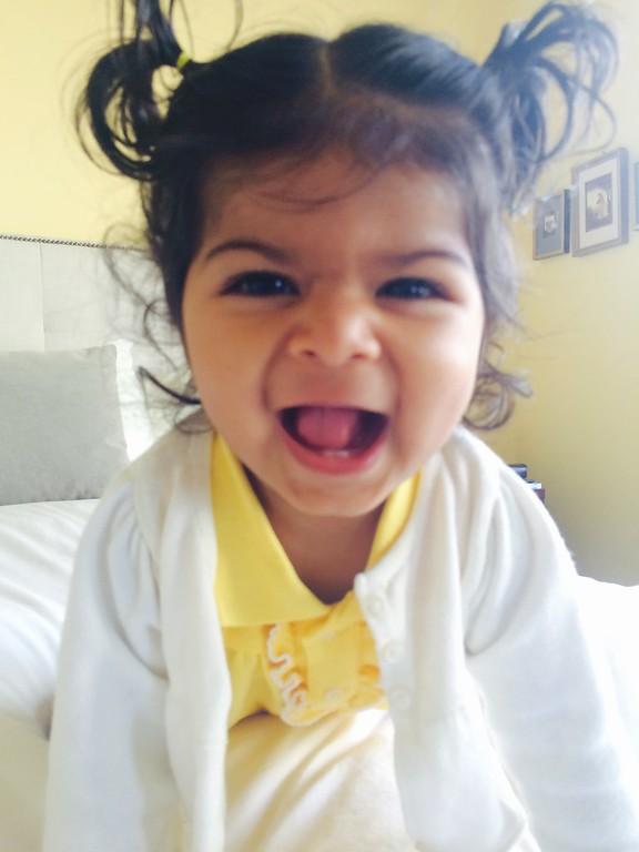 Alina 9-12 months