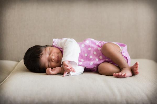 Alina Newborn Shoot