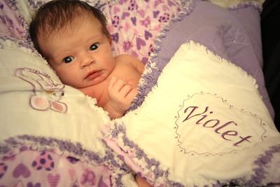 Violet 2 weeks 263m