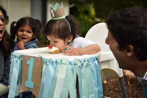 Zain's First Birthday