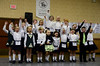 All the kids from the first feis events.