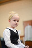 A tiny little cutie from the Michael Patrick Gallagher School of Irish Dance