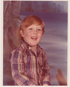 Dave18 - 3 yrs (1st Kindergarten pic)