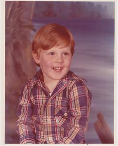 Dave19 - 3 yrs (1st Kingergarten pic)