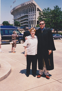 24 - Dave - College Graduation - 2000