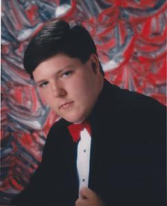 9 - Dave - Senior Pic2 - 1993