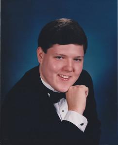 8 - Dave - Senior Pic1 - 1993