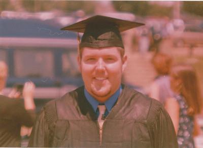 18 - Dave - College Graduation - 2000
