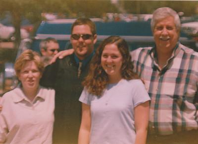19 - Dave - College Graduation - 2000