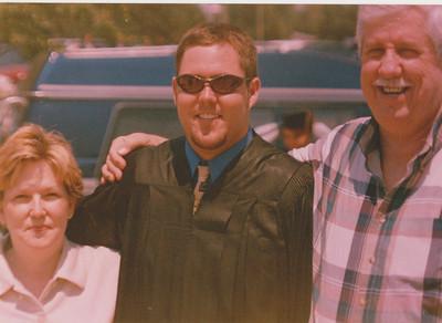 14 - Dave - College Graduation - 2000