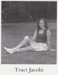 30 - Traci - 10th Grade Highstepper