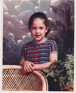 4 - Traci - 5 yrs (Childrens World)