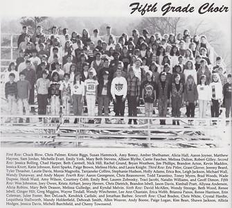 18 - Traci - 5th Grade Choir