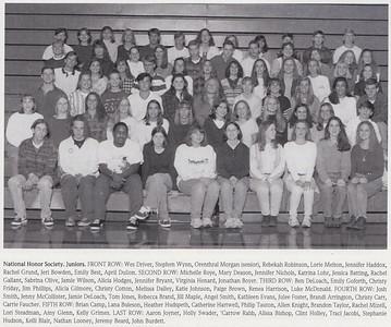 38 - Traci - 11th Grade Honors Society