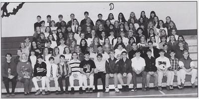 28 - Traci - 9th Grade Honors Society