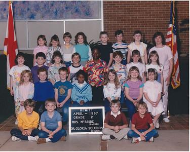 10 - Traci - 2nd Grade Group