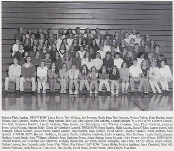 40 - Traci - 11th Grade Science Club