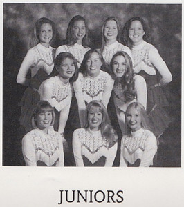 42 - Traci - 11th Grade Junior Highsteppers
