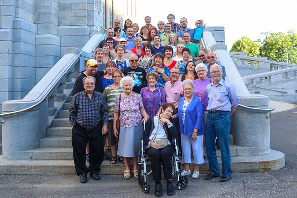 Famille Goulet, Juillet 3/2016.